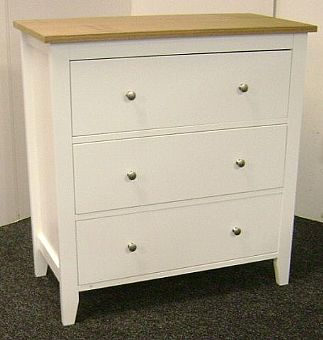 Bali 3 Drawer Wide O