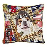 BRUNO PILLOW COVER