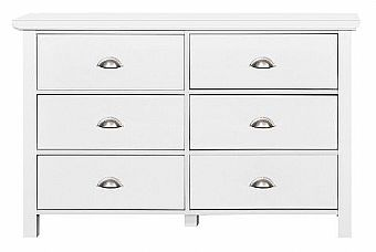 Scala 61 - 3+3 Drawers Chest W